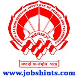NERIST Jobs1 NERIST Arunachal Pradesh recruitment 2019 for Project Attendant | Class 12th pass