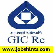GIC Re GIC Assistant Manager Scale I Recruitment 2021 for Graduates / Post Graduates -- 44 posts | Apply Online
